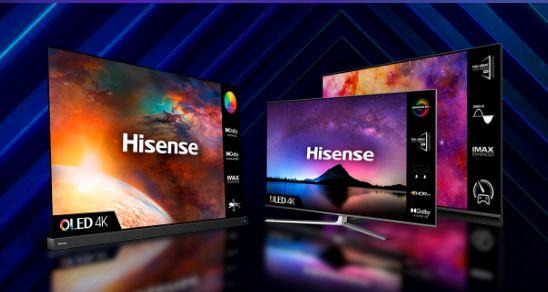 hisense tv upgrade